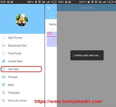 Callind aplikasi chatting pengganti whatsapps