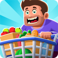 Idle Supermarket Tycoon Unlimited Money MOD APK