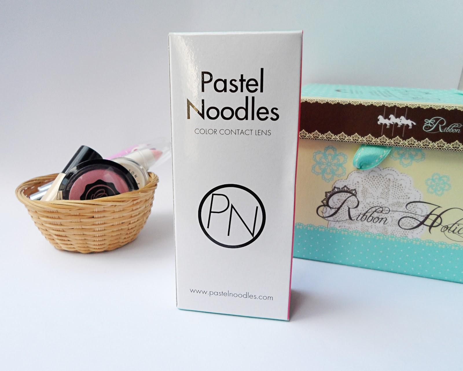 blogger review contact color lenses liz breygel pastel noodles korean china lenses buy