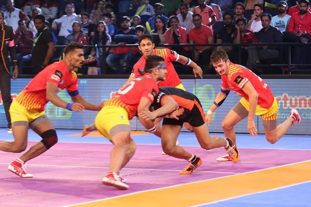 Gujarat Fortune Giants beat U Mumba