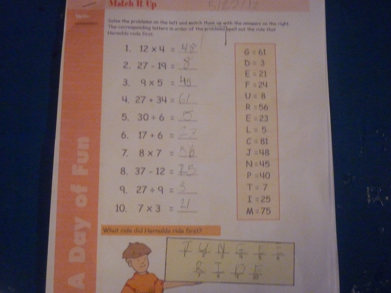 We Don T Need No Education Daily Report Worksheets Magic