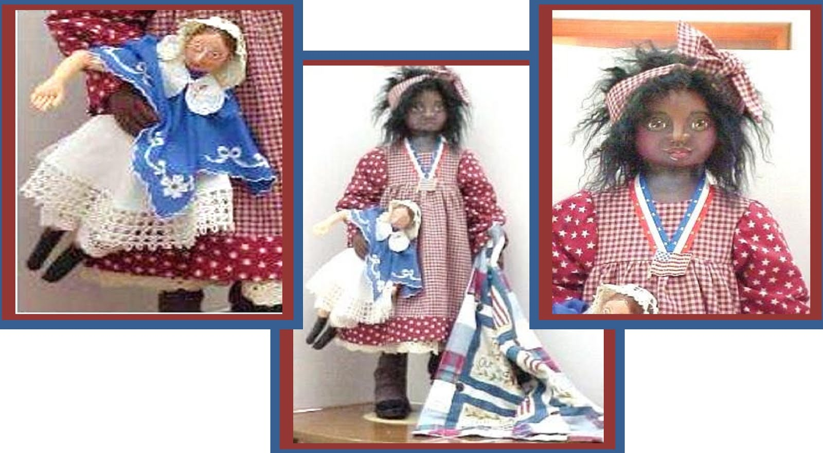 Life Size Cloth Doll
