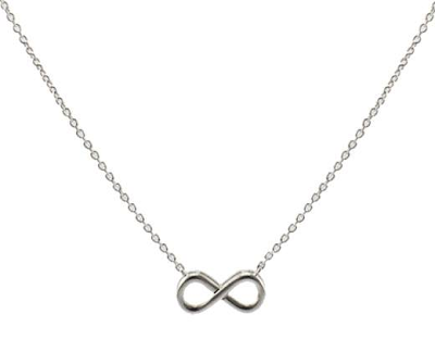 YANES YOUNG, COLGANTE, NECKLACE, SILVER, PLATA, INFINITO, INFINITY, LOVE, AMOR