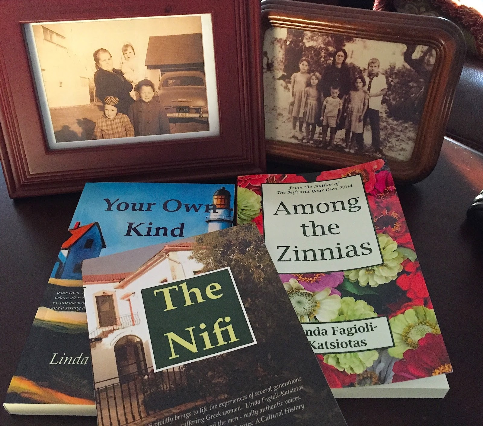 The nifi the nifi your own kind and among the zinnias are available in paperback and ebook and free if you have kindle unlimited i hope you will give one of them fandeluxe Choice Image