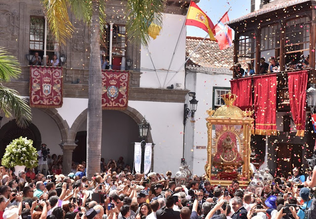 El Obispado suspende la Bajada de La Virgen 2020 por el COVID-19