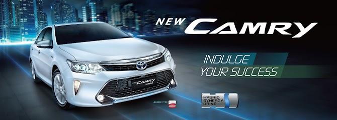 Alasan Mobil Hybrid Toyota Camry Layak Kamu Miliki