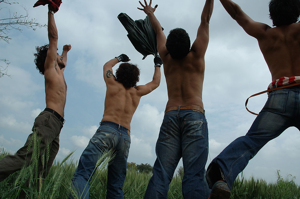 Anthropology of Bollywood: Rang de Basanti Response