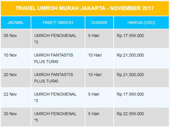Travel Umroh Jakarta 1