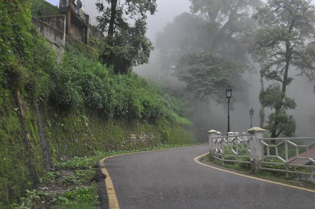 mussoorie road