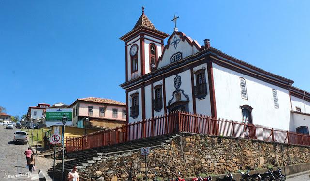 Igreja de São Francisco de Assis, Diamantina, Minas Gerais
