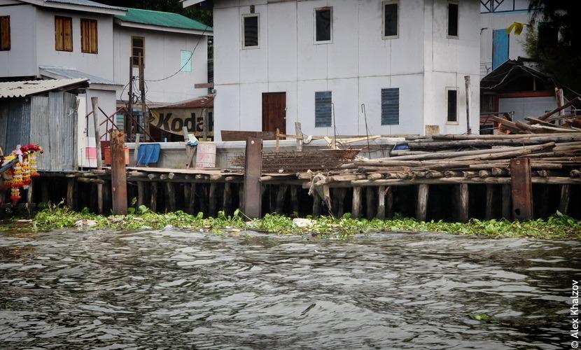 Река в Бангкоке