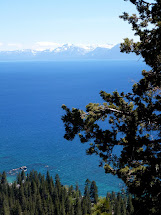 Mystery Writer' Notes Tahoe Hikes In