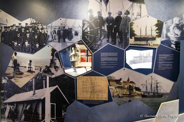 Exploradores Polares - Museo Fram, Oslo por El Guisante Verde Project