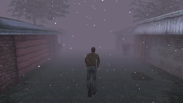 Silent Hill - PSX - Captura 2