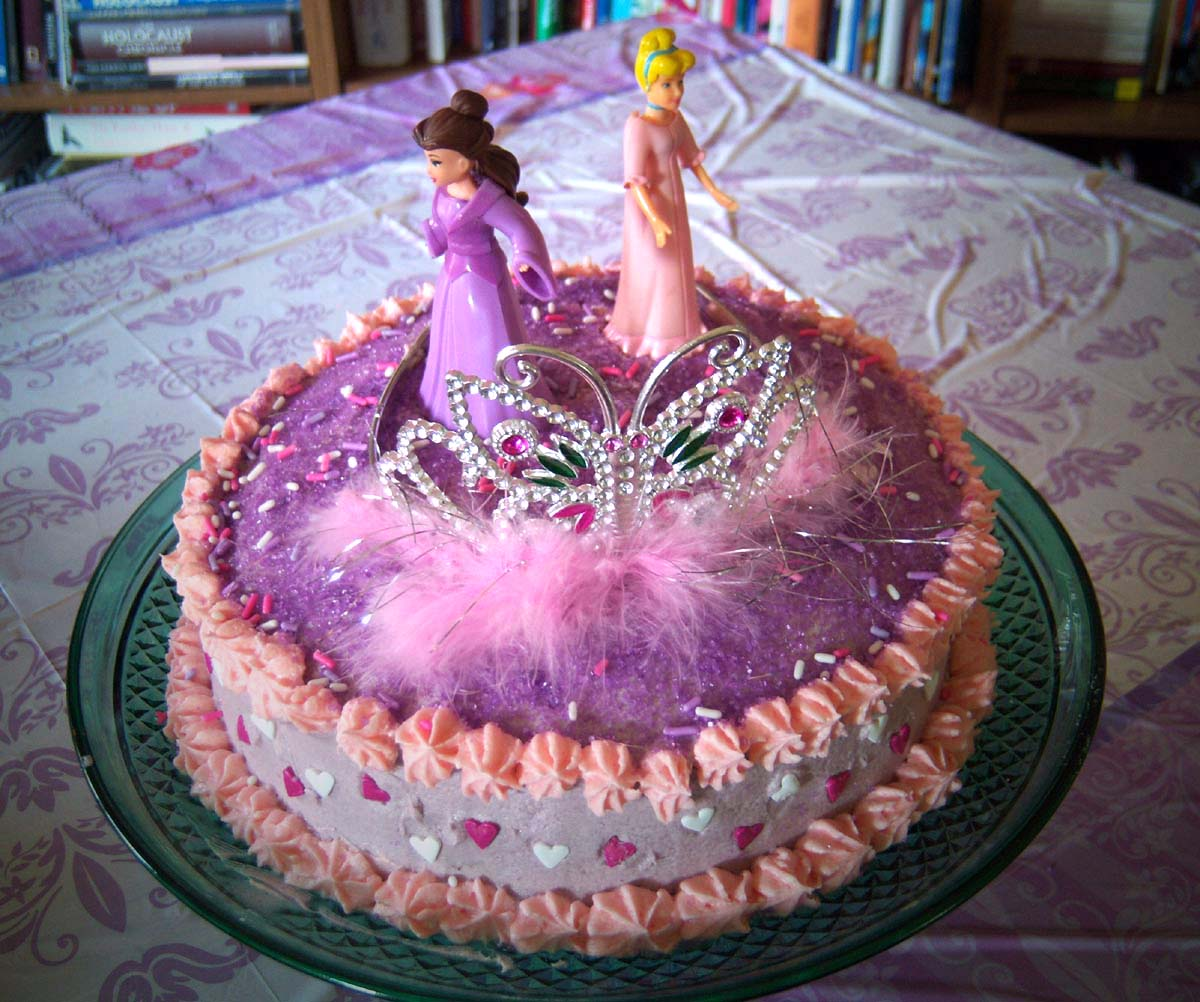 Birthday Cake Happy Ninth To My Daughter
