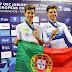 Gémeos Oliveira conquistam ouro e prata nos Europeus de Ciclismo de Pista
