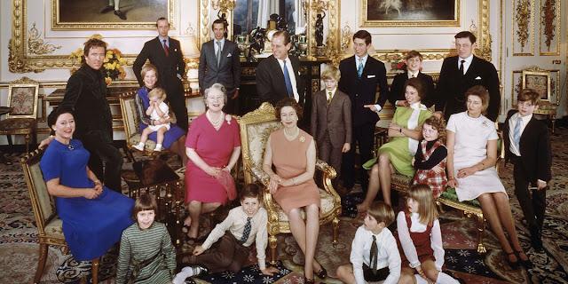 12 modowych zasad Brytyjskiej Rodziny Królewskiej