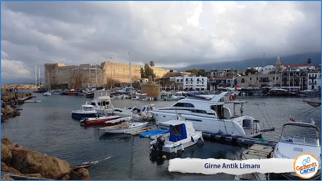 Girne-Antik-Limani