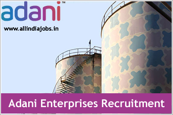 Adani Enterprises Recruitment