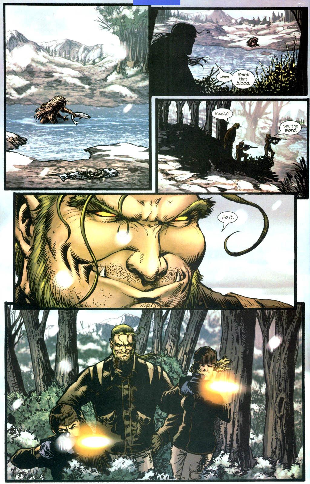 Read online Wolverine (2003) comic -  Issue #13 - 6