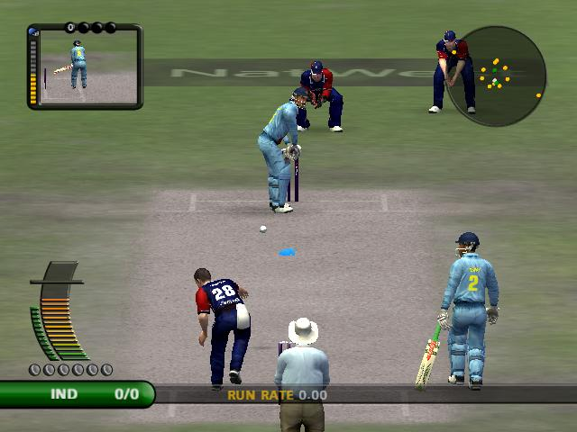 How to download and install ea sports cricket 2007 with gameplay.
