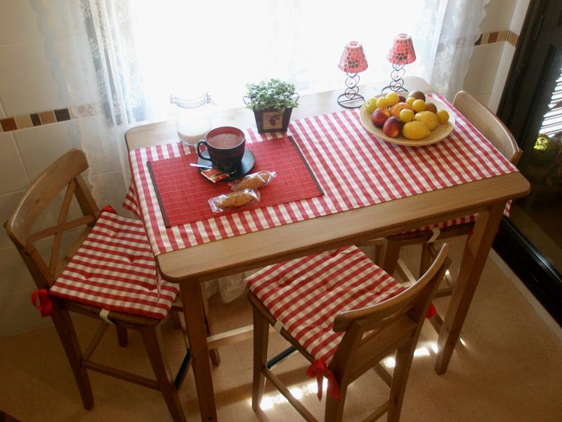 Novedades paola cojines o asientos para sillas - Cojines sillas cocina ...