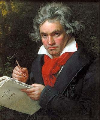 ベートーヴェン ベートーベン 楽聖 激情家 芸術家 クラシック 癇癪持ち 難聴