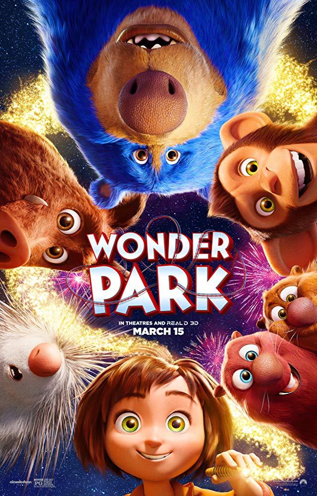 Wonder Park (Web-DL 720p Español Latino) (2019)
