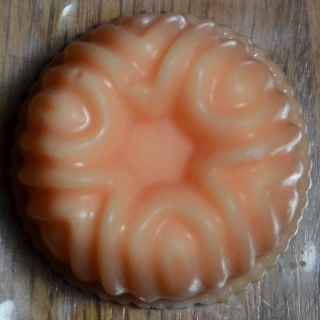 dreamsicle wax melt