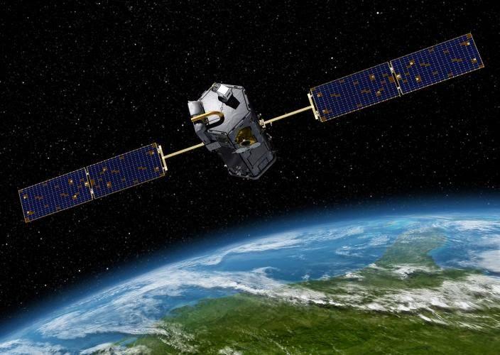 Os satélites e as comunicações