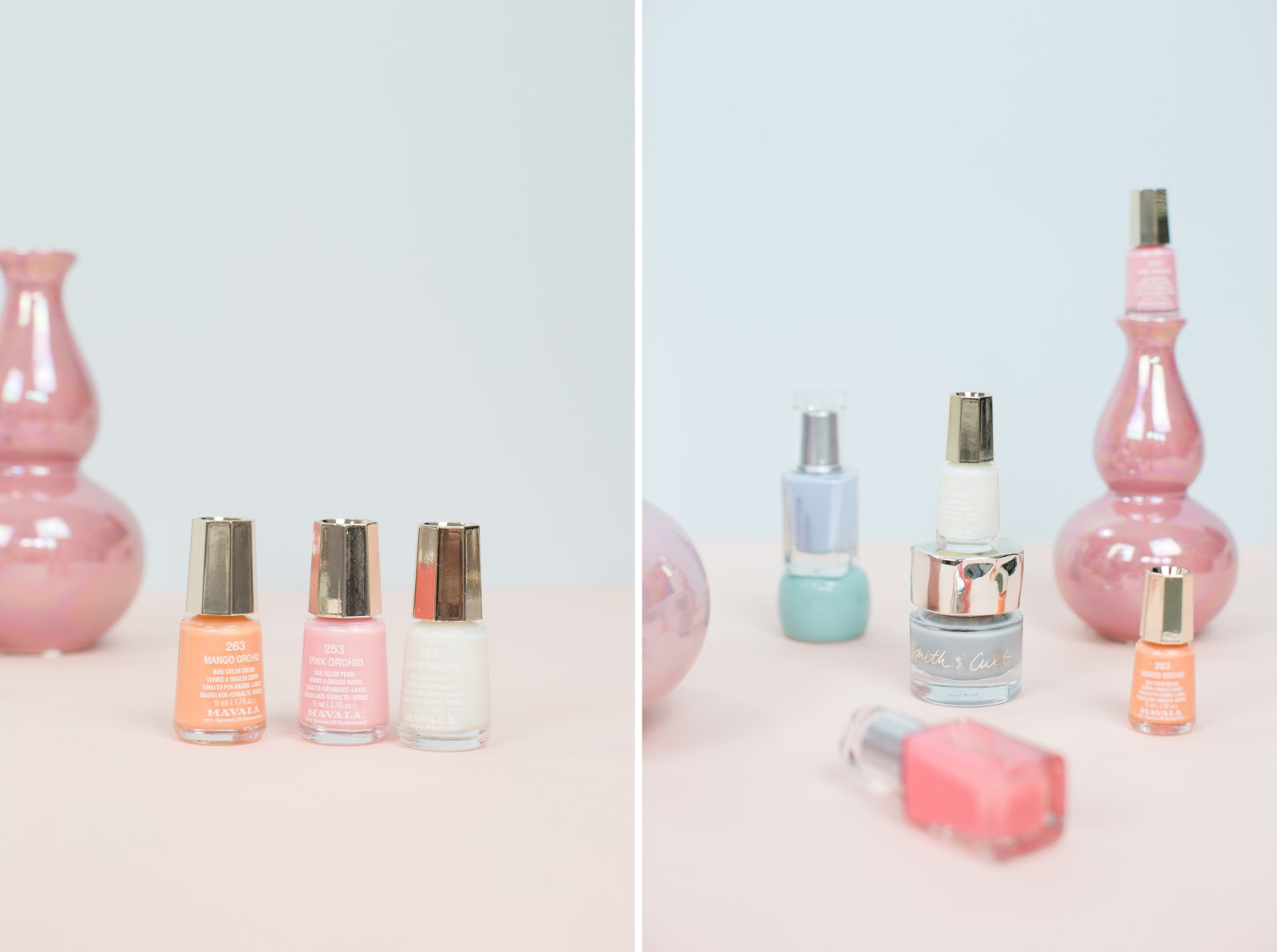 SPRING READY NAIL SHADES THAT ARE ALSO 5-FREE - Britton Loves