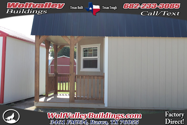 Wolfvalley Buildings Storage Shed Blog Beautiful Tiny Home 12x36 Deluxe Lofted Cabin Shell