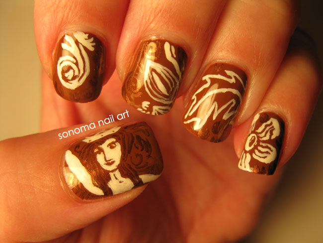 Sonoma Nail Art Show Me Your Mug