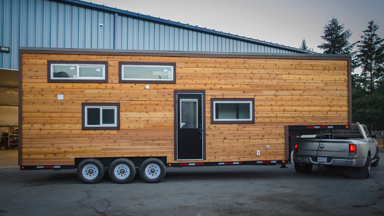 Starling tiny house by Rewild Tiny Homes