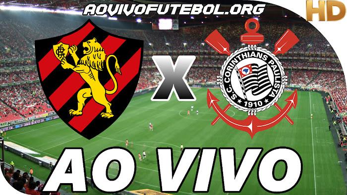Assistir Sport x Corinthians Ao Vivo