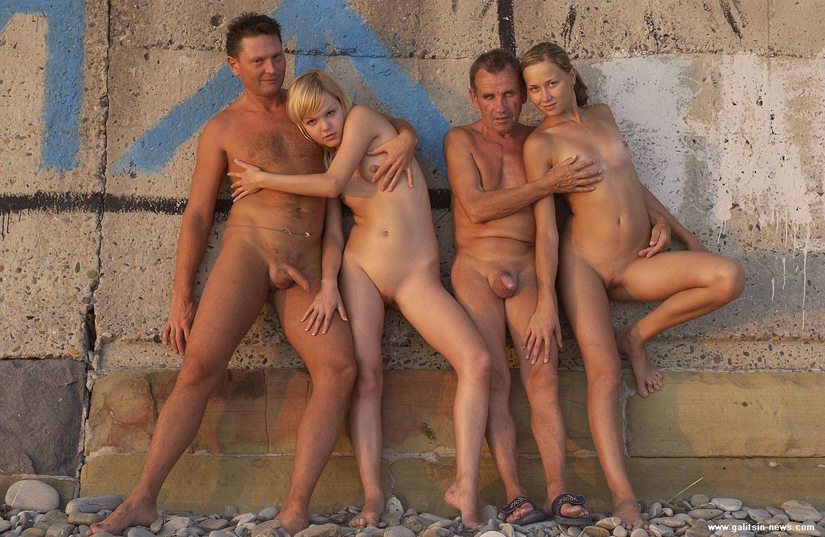 Naked sexy girls ass up