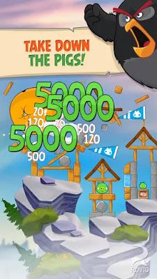 Angry Birds Seasons hile apk indir