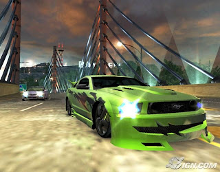 Need for Speed: Underground 2 (PS2) 2004