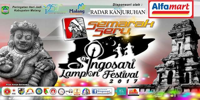 Singosari Festival Lampion 2017