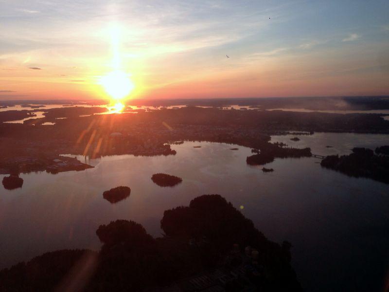 Kuopiosta Pohjoiseen