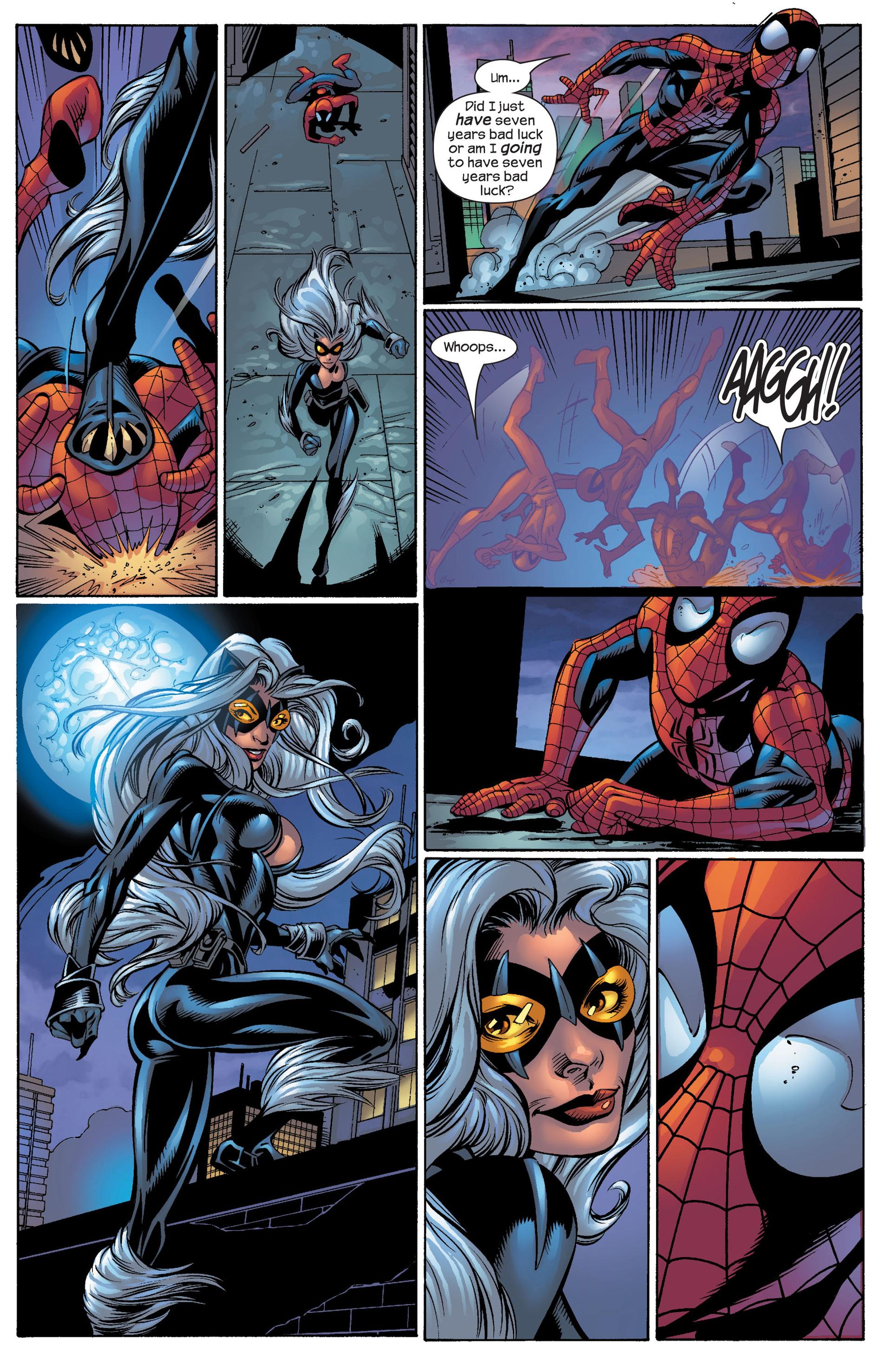 Read online Ultimate Spider-Man (2000) comic -  Issue #50 - 21