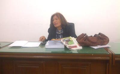 Asrida Sitohang anggota DPRD kota Pematangsiantar