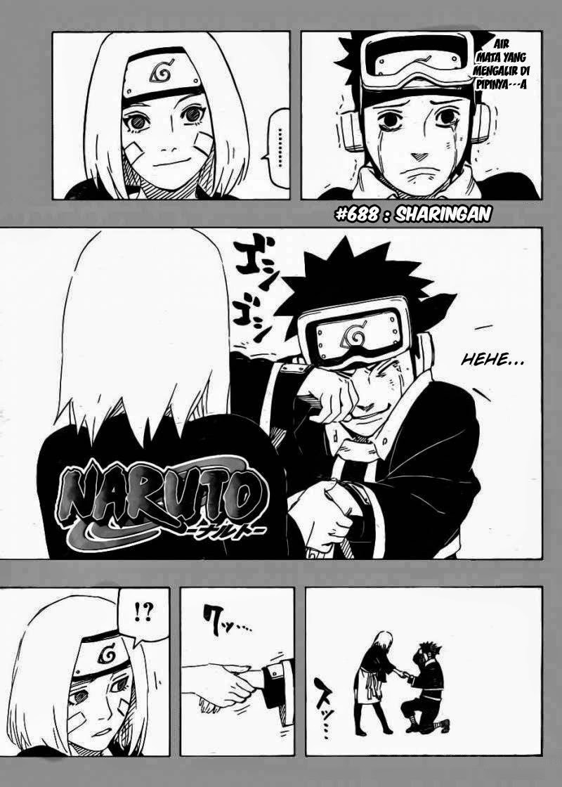 Download Naruto Chapter 688 Indo