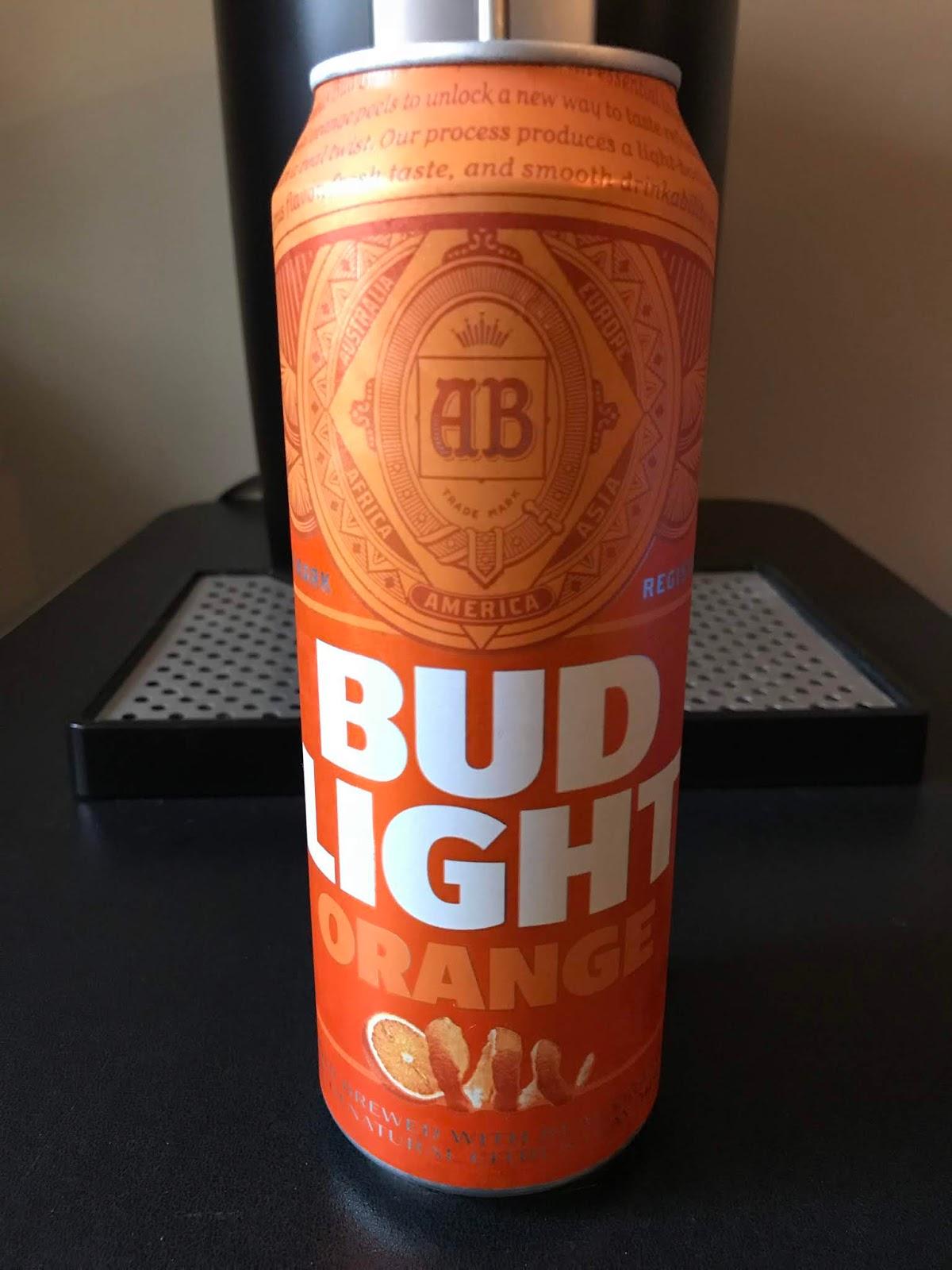 Beers Of The Week Bud Light Orange Amp Bud Light Lime