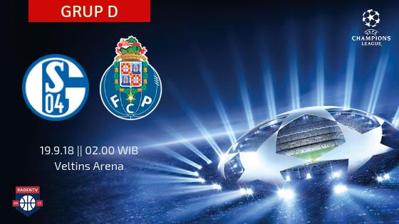 Streaming Schalke vs Porto