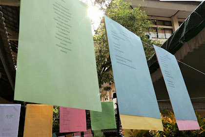 Pameran Puisi Warnai Citra Karya BSI