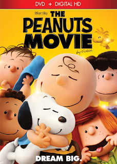 Snoopy y Charlie Brown La Película/The Peanuts Movie [2015] [DVD5] [Latino]