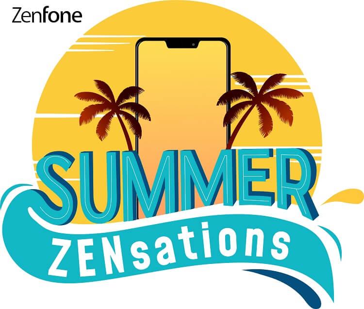ASUS ZenFone Brings ZENsational Summer Experience