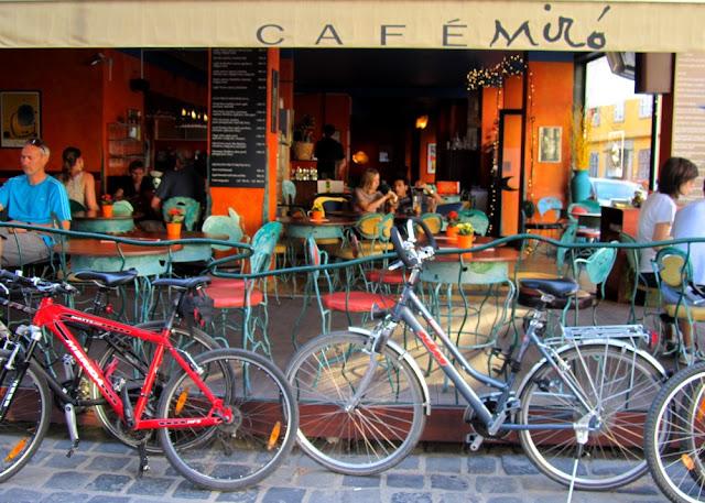 Café Miró - Joan Miró i odrobina Katalonii w Budapeszcie