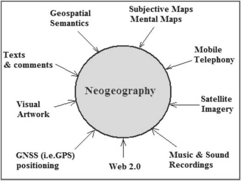 GIS@SU: Neogeography: Combining Geography and Art